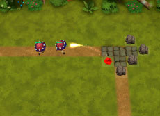 Gem Tower Defense Screenshot 1