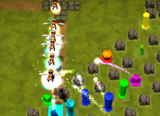 Gem Tower Defense Screenshot 2